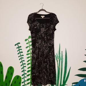 COLDWATER CREEK Midi Dress
